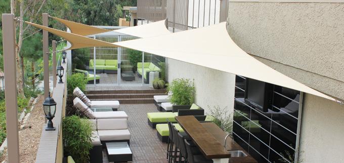 Commercial Indoor Canopies