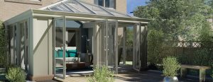 New Classical Styling Found With The Loggia Conservatory